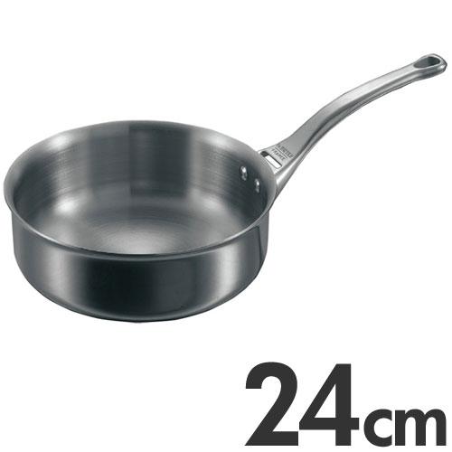 deBUYER Affinity デバイヤーアフィニティ IH対応 ソテーパン 3730-24cm