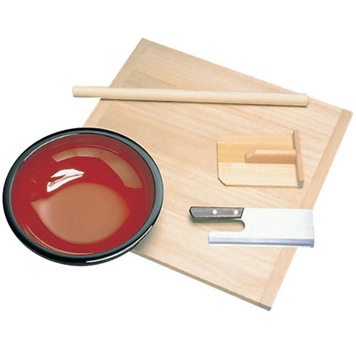 豊稔企販 普及型麺打ちセット A-1200