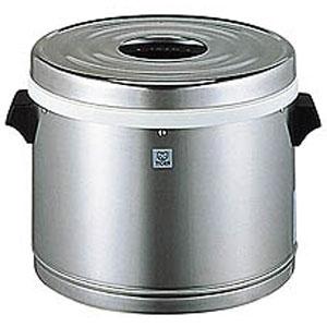 タイガー 業務用ステンレスジャー 2升2合(2.2升) JFM-390P 保温専用 ステンレス(XS)
