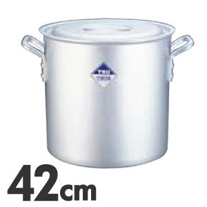TKG アルミニウム寸胴鍋 目盛付 42cm