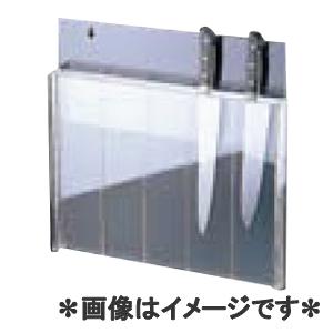 アクリル 庖丁スタンド 釘打式 透明色
