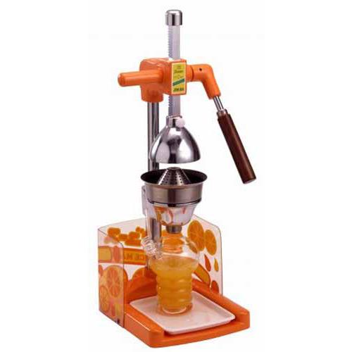 池永鉄工 スワン(Swan) フレッシュジューサー(果実絞り器) JM-S2 業務用 オレンジ