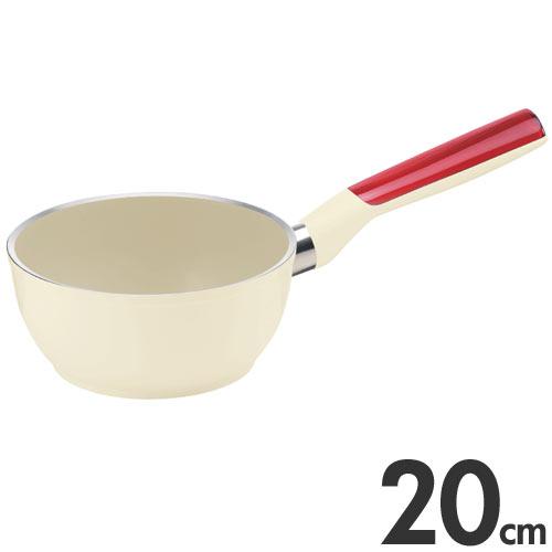 guzzini LATINA グッチーニ ラッチーナ 片手ソースパン 20cm 227901 65 レッド