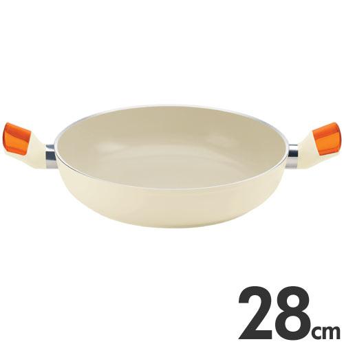 guzzini LATINA グッチーニ ラッチーナ キャセロール 28cm 228001 45 オレンジ