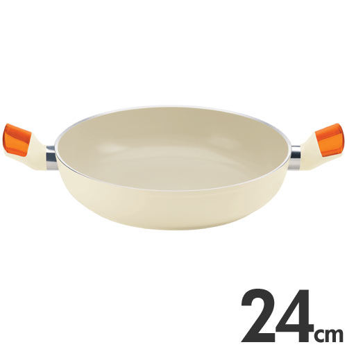 guzzini LATINA グッチーニ ラッチーナ キャセロール 24cm 228000 45 オレンジ
