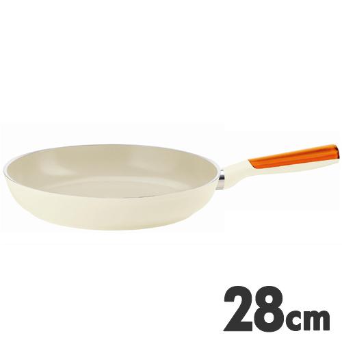 guzzini LATINA グッチーニ ラッチーナ IHフライパン 28cm 227812 45 オレンジ