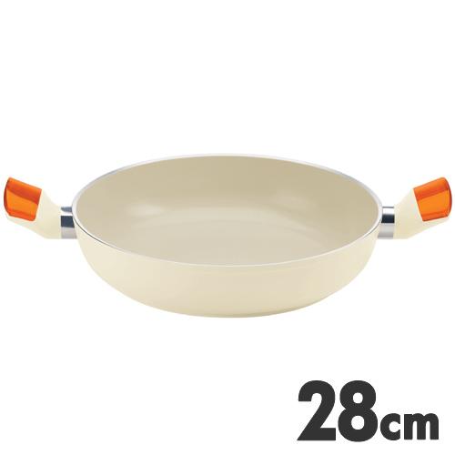 guzzini LATINA グッチーニ ラッチーナ IHキャセロール 28cm 228011 45 オレンジ