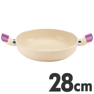 guzzini LATINA グッチーニ ラッチーナ IHキャセロール 28cm 228011 01 バイオレット