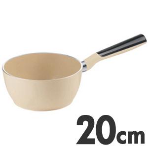 guzzini LATINA グッチーニ ラッチーナ IH片手ソースパン 20cm 227911 22 グレー
