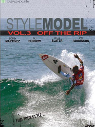 HOW TO SURF DVD  [ DVD] STYLE MODEL VOL4スタイルモデル4(フローター+リップ 編)