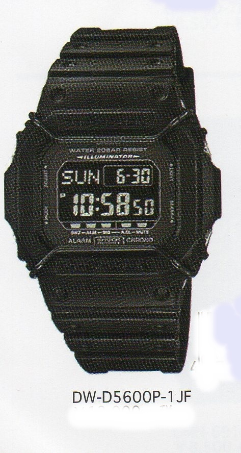G-SHOCKDW-D5600P
