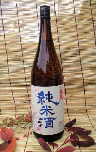 Minami Aizu sake hanaizumi junmai sake 1.8 L