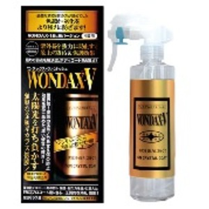WONDAX(ワンダックス)ガラス質ボディ保護剤WONDAX-V(ワンダックスブイ)