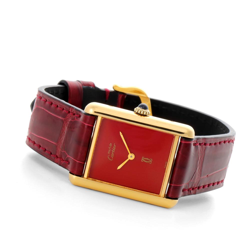 Cartier マストタンク LM