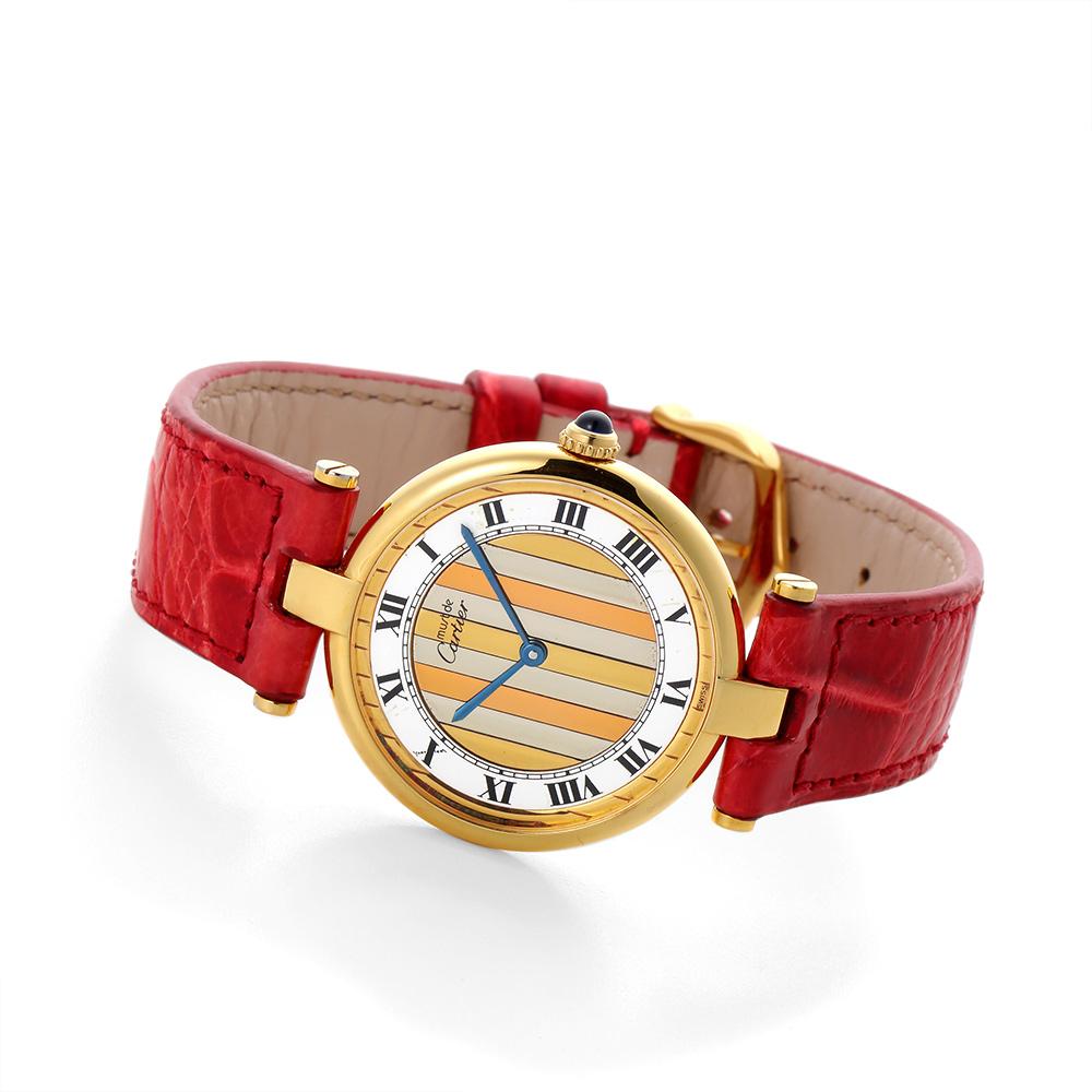 Cartier マストヴァンドーム LM Ref:590003