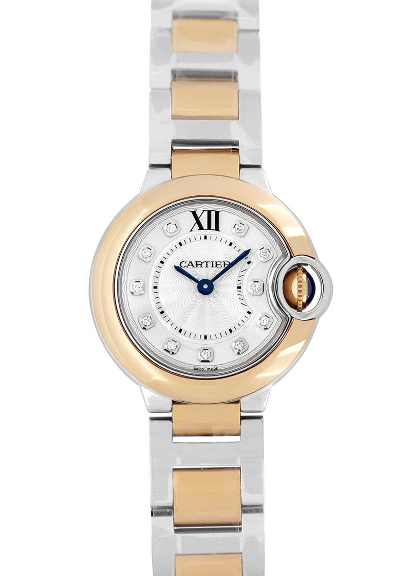 CARTIER【カルティエ】 W3BB0005 7969 腕時計  レディース