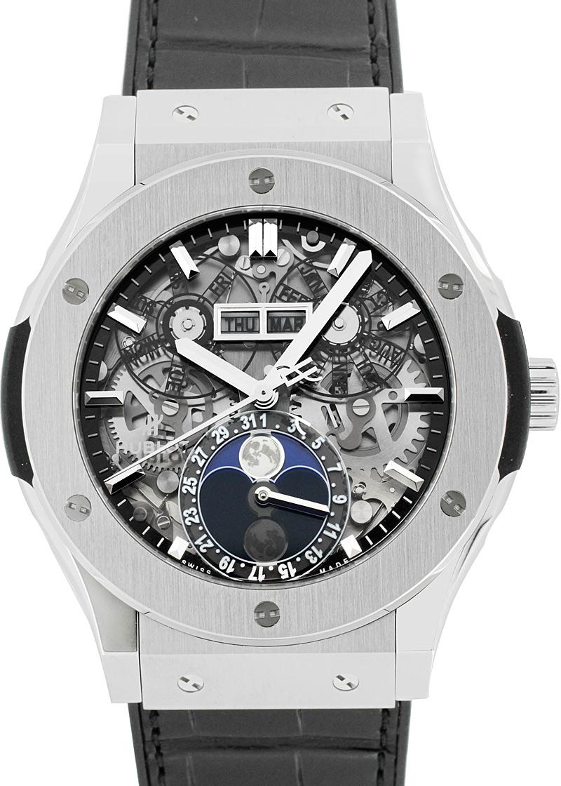 【】 517.NX.0170.LR 腕時計 /チタン メンズ