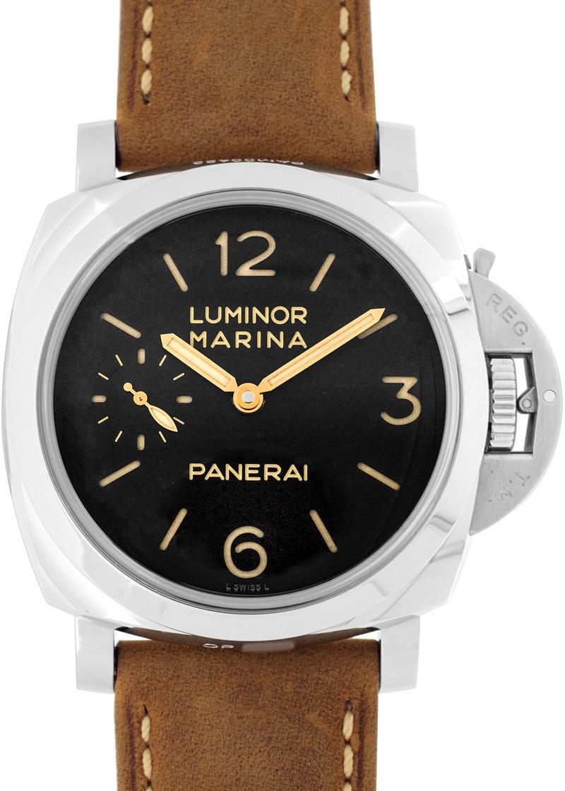 OFFICINE PANERAI【オフィチーネパネライ】 PAM00422 腕時計 /ステンレススティール メンズ