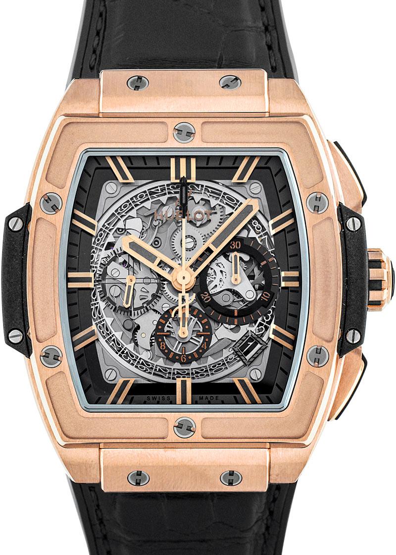 HUBLOT【ウブロ】 601.OX.0148.LR 腕時計 /18Kキングゴールド メンズ
