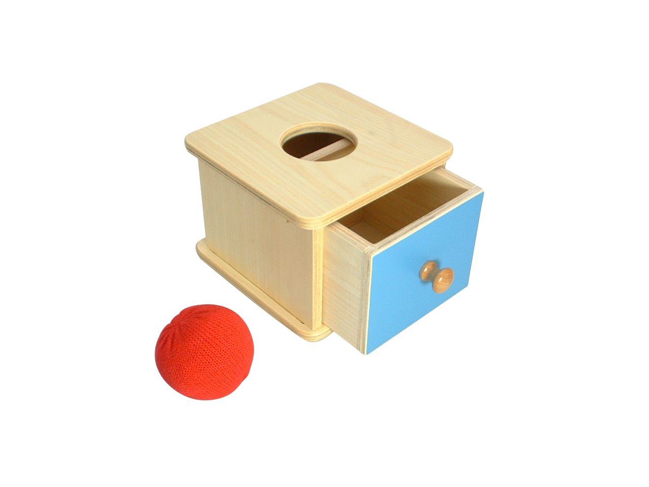 はじめての玉入れ! にぎにぎ玉入れ引き出し付 0歳児 赤ちゃん 知育玩具 モンテッソーリ