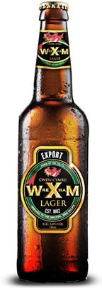 【送料無料】【イギリスビール】Wrexham Lager レクサム ラガー 330mlx24本【箱入】賞味期限:2021年6月30日