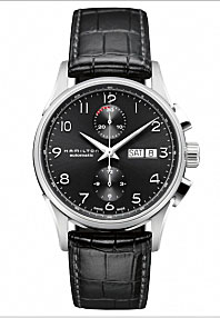 Genuine Watch Hamilton mens jazzmaster Maestro H32576735 02P11Apr15