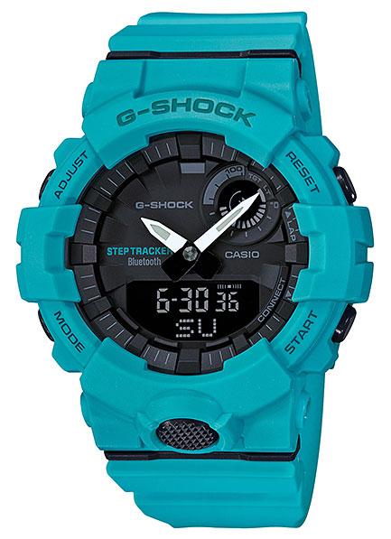 腕時計 カシオ Gショック G-SHOCK GBA-800-2A2JF メンズ モバイルリンク機能 アナデジ クオーツ 正規品