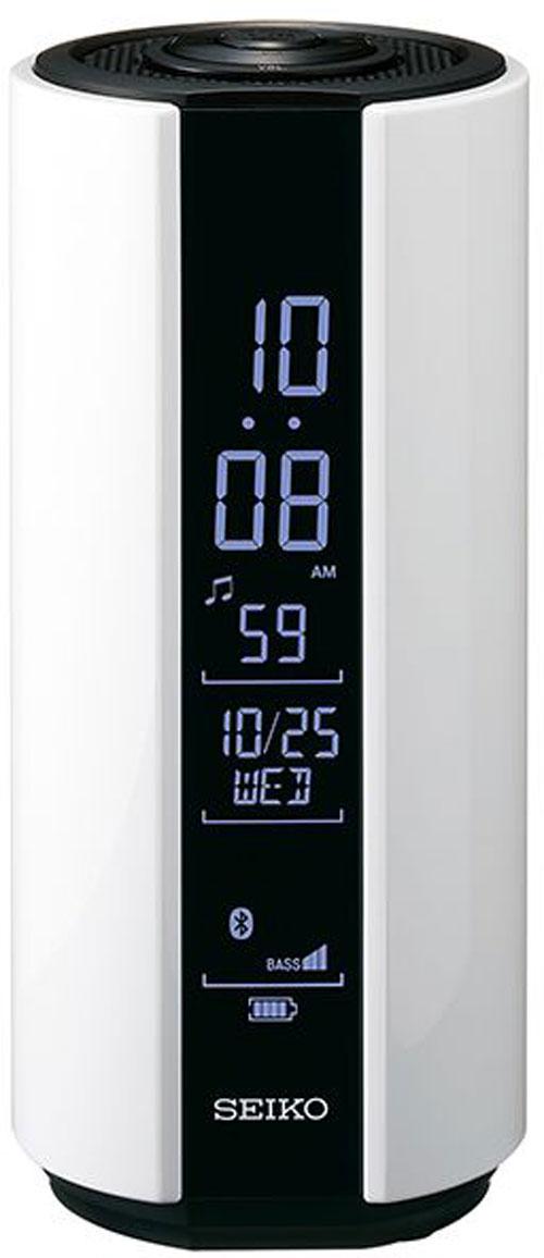 セイコー SEIKO SS201W ポータブルタイプ マルチサウンドクロック 置き時計 【送料無料 宅配便にて発送】