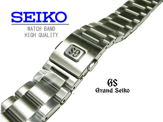 19 mm watch band Seiko genuine belt stainless breath D3C8AB SBGX071 SBGX073 SBGX059 SBGX061 SBGX063 SBGX065 other 02P08Feb15