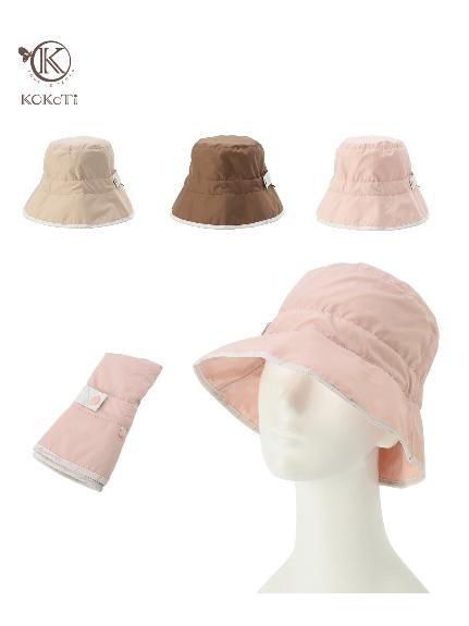 MOONBAT公式オンラインショップ レイングッズ 割り引き レイン小物 KOKoTi レディース 公式ムーンバット レインハット プレゼント ココチ