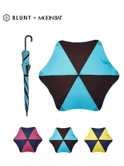 セール特価 MOONBAT公式オンラインショップ 雨傘 長傘 BLUNT ブラント LITE Combi 耐風傘 公式ムーンバット 保証書付 レディース 超特価SALE開催 メンズ グラスファイバー UV