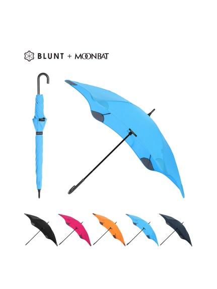 MOONBAT公式オンラインショップ 雨傘 長傘 BLUNT ブラント LITE 大好評です ライト 公式ムーンバット 商品 パッケージ入り ギフト リニューアル 丈夫な傘 ユニセックス 専用ボックス レディース
