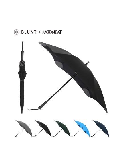 MOONBAT公式オンラインショップ 雨傘 長傘 BLUNT ブラント Classic 定番スタイル クラシック メンズ 丈夫な傘 公式ムーンバット 専用ボックス 爆買いセール ギフト パッケージ入り リニューアル