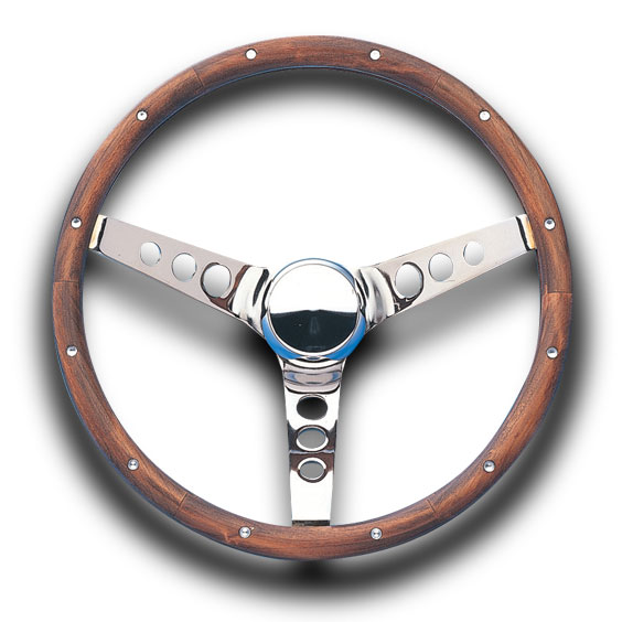 Grant Classic Wood Model Steering Wheel 34cm