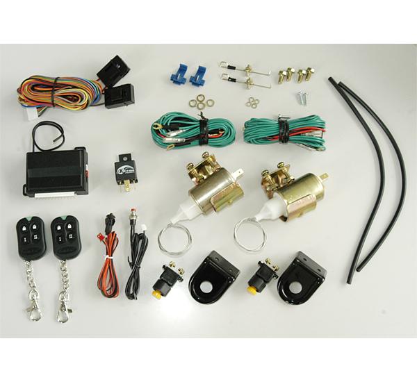 AUTOLOC製 シェイブド ドア ハンドル キット 2ドア用 15lbs