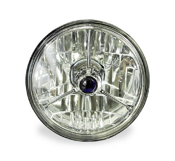 3 ポインテッド ヘッドライト ダイアモンド リフレクター
