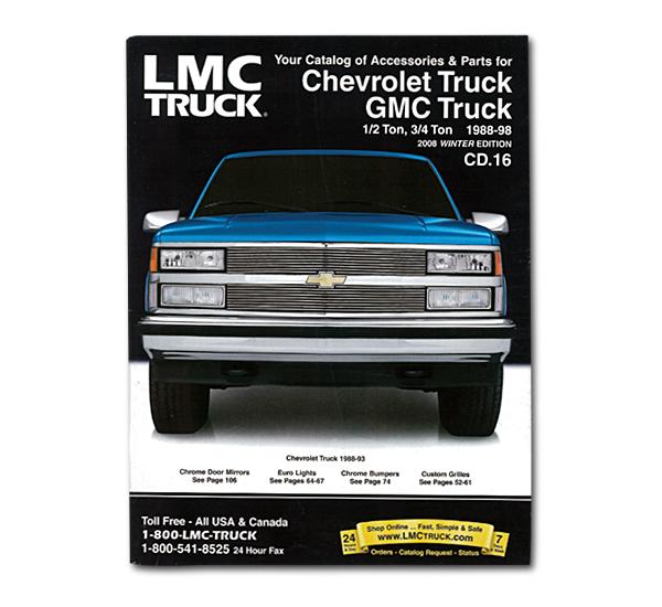 Mooneyes Lmc Truck Com Parts Catalog 88 98 Truck Chevy Gmc