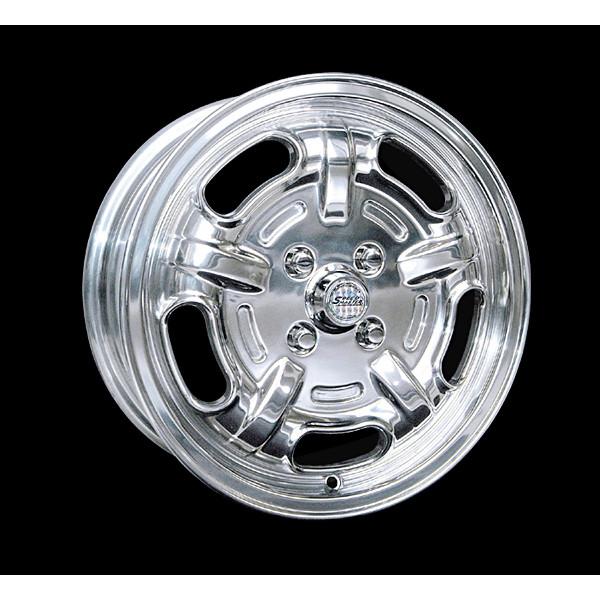 Speed Master Wheel 15×6<ポリッシュ>