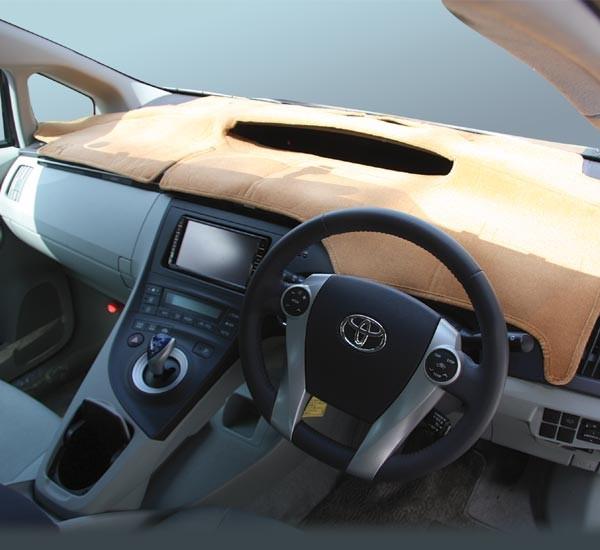 Prius (model ZVW30) 2009-dash mat