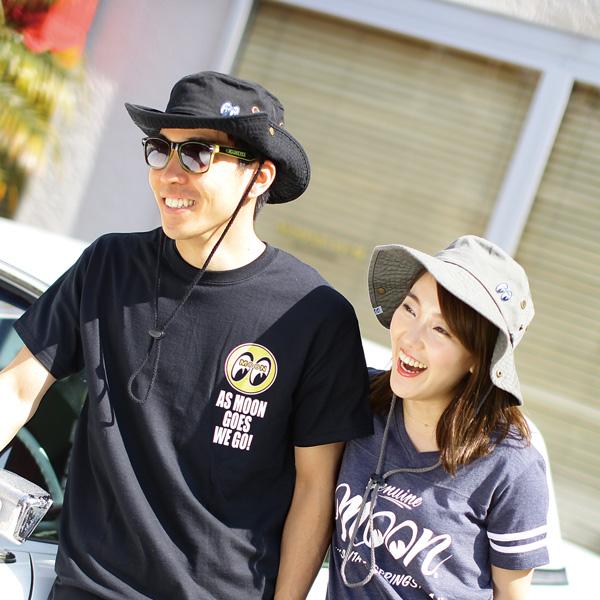 月亮斜纹 Safari 帽子
