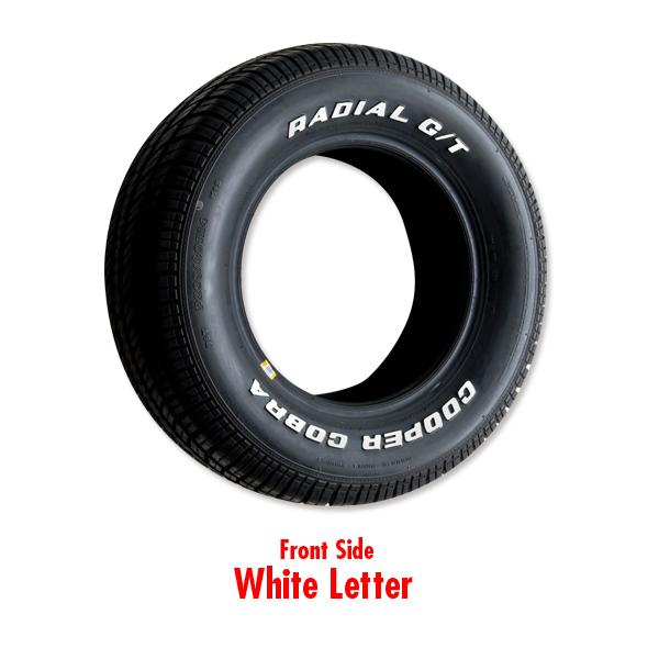 Cooper Cobra Radial GT Tire<P235/60R-15>