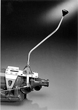 LOKAR TH400 ノスタルジック トランスミッション シフター 23インチ