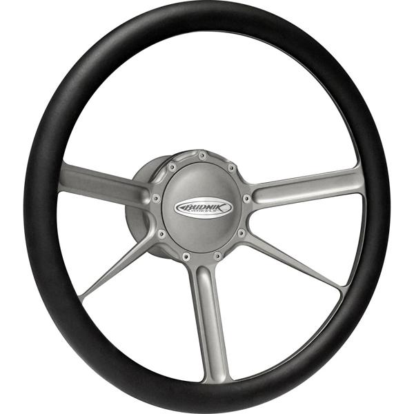 Budnik Steering Wheel Tungsten