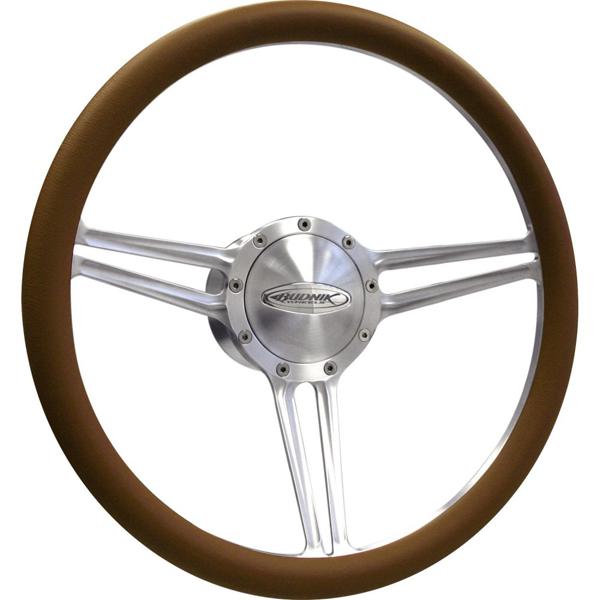 Budnik Steering Wheel Beveled Sport