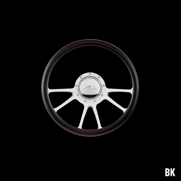 Billet Specialties Steering Wheels Edge 35cm