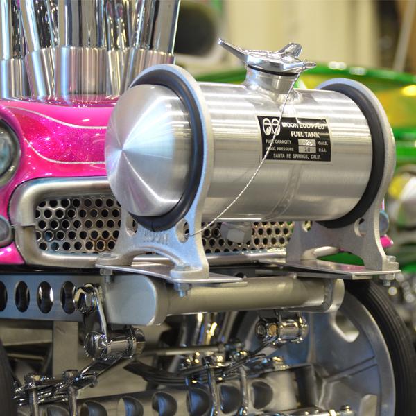 MOON Fuel Tank Quarter Gallon (1/4 Gallon)