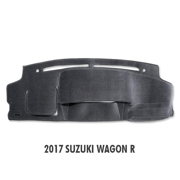 SUZUKI WAGON R (2017~) (スズキ ワゴンR) 用 オリジナル DASH MAT(ダッシュマット)