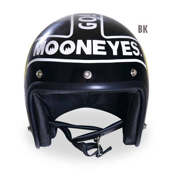 MOONEYES helmet