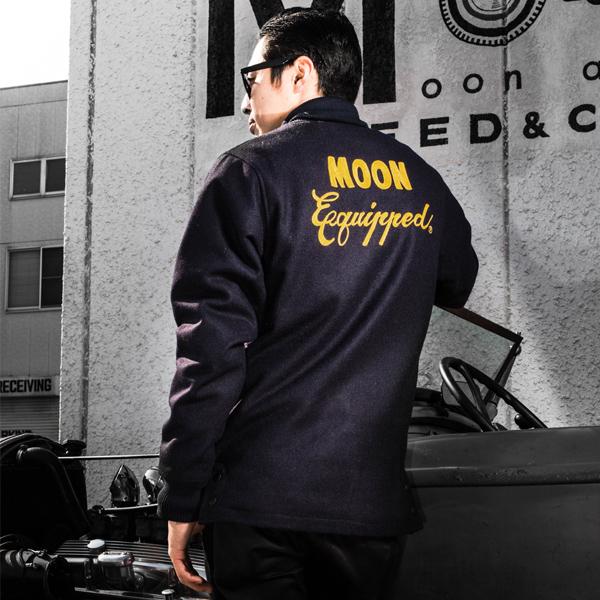 MOON Equipped (ムーン イクイップド) カー クラブ ジャケット