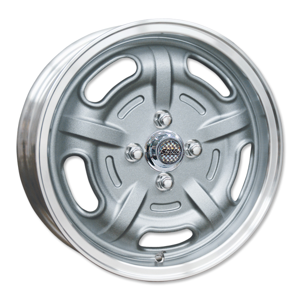 Speed Master Wheel 15×5 軽自動車用<マググレー>